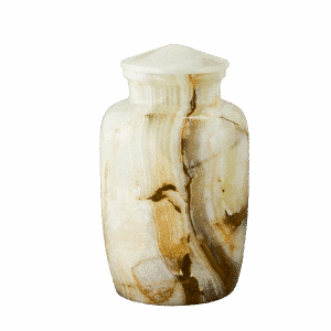 Georgia Cremation Arvila White Urn