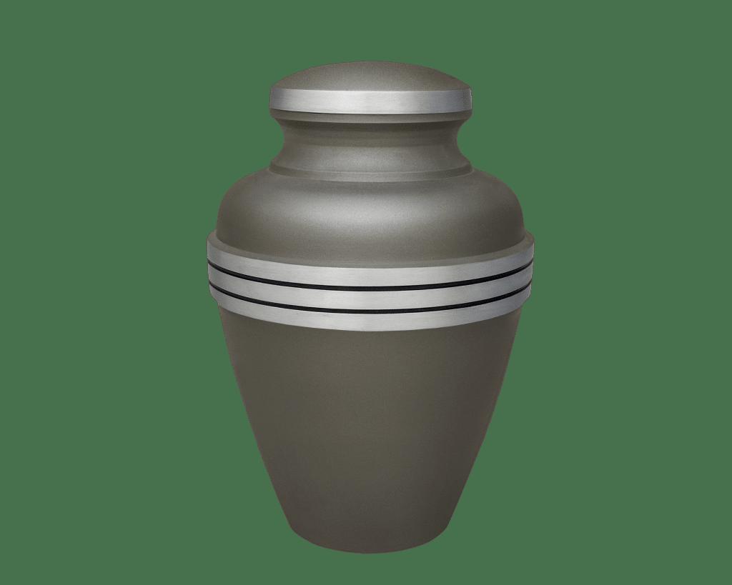 Georgia Cremation Gunmetal Urn