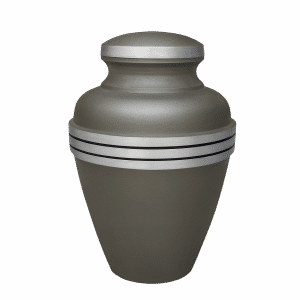 Georgia Cremation Gunmetal Urn